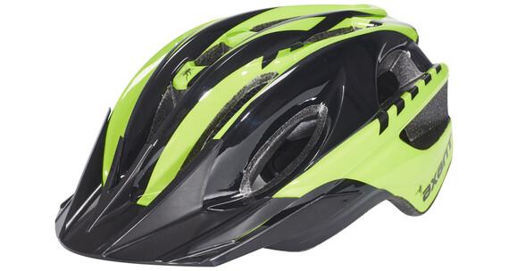 axant Rider Boy Helm grün